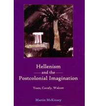 Cover set for Hellenism & the Postcolonial Imagination
