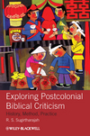 Cover art for Exploring Postcolonial Biblical Criticism