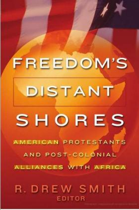 Cover art Freedom's Distant Shores