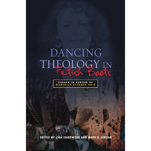 Cover art for Dancing Theology in Fetish Boots