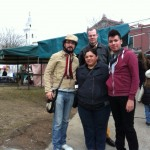 Nicolas Panotto, Joseph Duggan, Adrian Emmanuel Hernandez-Acosta,